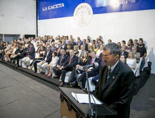 Se llevó a cabo el Acto oficial de Apertura de la Expo con un fuerte llamado a combatir la corrupción